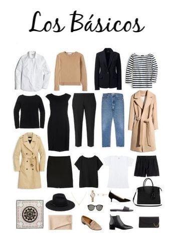 basicos de la moda